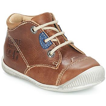 Παπούτσια Αγόρι Μπότες GBB SAMUEL Brown