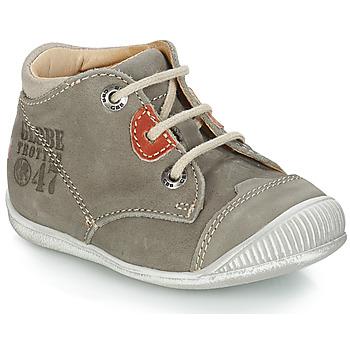 Παπούτσια Αγόρι Μπότες GBB SAMUEL Grey