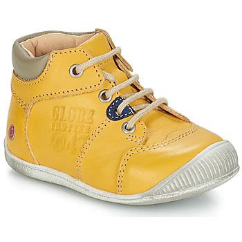 Παπούτσια Αγόρι Μπότες GBB SIMEON Yellow