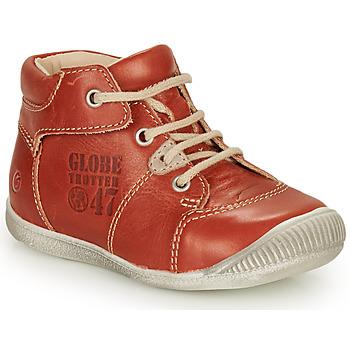 Παπούτσια Αγόρι Μπότες GBB SIMEON Brown