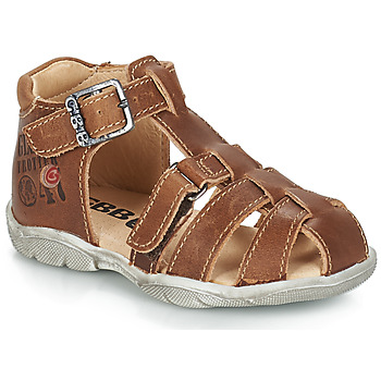 Παπούτσια Αγόρι Σανδάλια / Πέδιλα GBB PRIGENT Brown