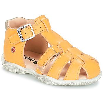 Παπούτσια Αγόρι Σανδάλια / Πέδιλα GBB PRIGENT Yellow