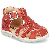 Παπούτσια Αγόρι Χαμηλά Sneakers GBB PRIGENT Vte / Rouille / Dpf / Filou