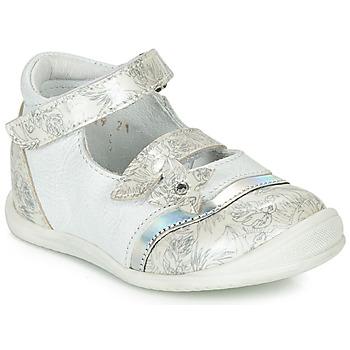 Παπούτσια Κορίτσι Μπαλαρίνες GBB STACY Άσπρο