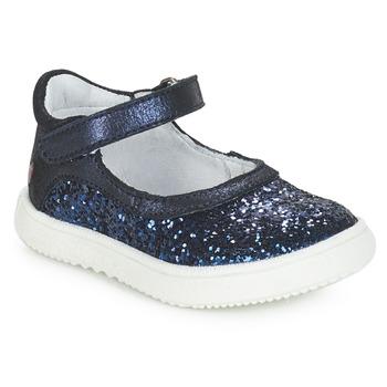 Παπούτσια Κορίτσι Μπαλαρίνες GBB SAKURA Μπλέ / Marine