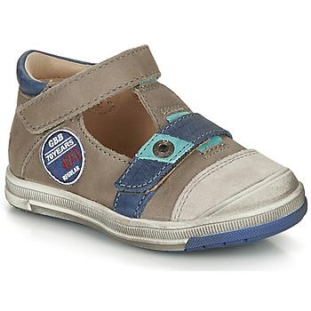 Παπούτσια Αγόρι Σανδάλια / Πέδιλα GBB SOREL Taupe / Μπλέ