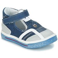 Παπούτσια Αγόρι Σανδάλια / Πέδιλα GBB SALVADORE Μπλέ / Grey