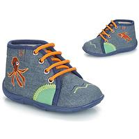 Παπούτσια Αγόρι Παντόφλες GBB PABLITO Μπλέ