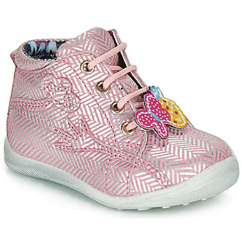 Παπούτσια Κορίτσι Μπότες Catimini SALAMANDRE Ροζ
