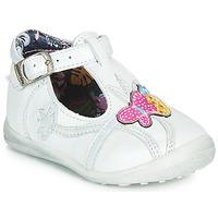 Παπούτσια Κορίτσι Μπαλαρίνες Catimini SOLEIL Άσπρο