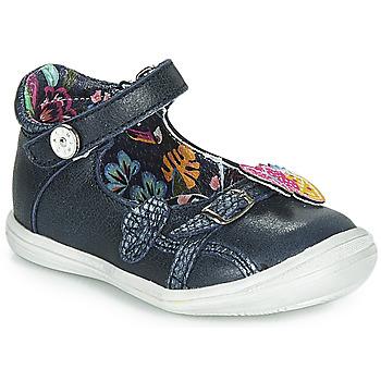 Παπούτσια Κορίτσι Μπαλαρίνες Catimini SITELLE Marine