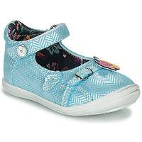 Παπούτσια Κορίτσι Μπαλαρίνες Catimini SITELLE Vte / ΓΑΛΑΖΙΟ-ΑΣΗΜΙ / Dpf / 2851