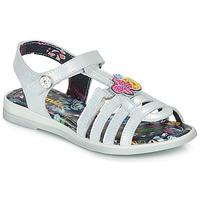 Παπούτσια Κορίτσι Σανδάλια / Πέδιλα Catimini SICALE Άσπρο