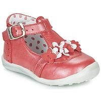 Παπούτσια Κορίτσι Μπότες Catimini SALICORNE Vte / Red / Nacre / Dpf / Gluck