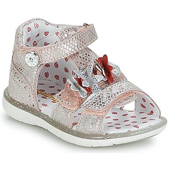 Παπούτσια Κορίτσι Σανδάλια / Πέδιλα Catimini STEVIA Ροζ