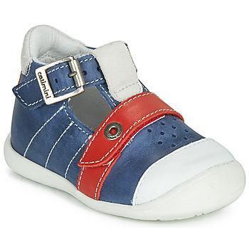 Παπούτσια Αγόρι Σανδάλια / Πέδιλα Catimini SESAME Μπλέ / Red
