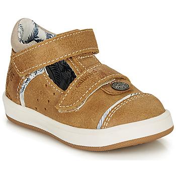 Παπούτσια Αγόρι Σανδάλια / Πέδιλα Catimini SAUTERIAU Brown