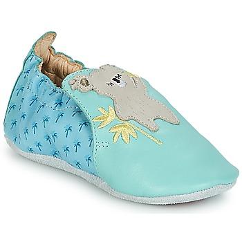 Παπούτσια Παιδί Σοσονάκια μωρού Catimini SHIVA Μπλέ / Grey