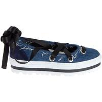 Παπούτσια Γυναίκα Μπαλαρίνες Msgm 2241MDS09Y 020 Jeans