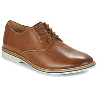 Παπούτσια Άνδρας Derby Clarks ATTICUS LACE Tan / Leather