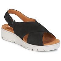 Παπούτσια Γυναίκα Σανδάλια / Πέδιλα Clarks UN KARELY HAIL Black
