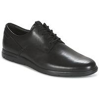 Παπούτσια Άνδρας Derby Clarks VENNOR WALK Μαυρο / Leather