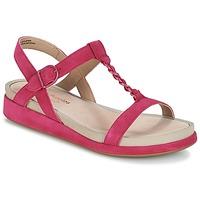 Παπούτσια Γυναίκα Σανδάλια / Πέδιλα Hush puppies CHAIN T Raspberry