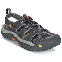 Παπούτσια Άνδρας Σπορ σανδάλια Keen NEWPORT H2 Grey