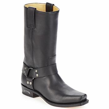 Παπούτσια Άνδρας Μπότες για την πόλη Sendra boots EDDY Black