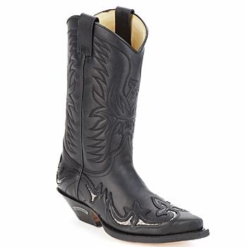Παπούτσια Μπότες για την πόλη Sendra boots CLIFF Black