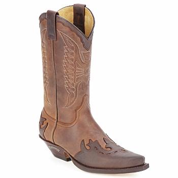 Παπούτσια Μπότες για την πόλη Sendra boots DAVIS Brown