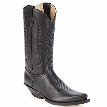 Παπούτσια Μπότες για την πόλη Sendra boots FLOYD Black