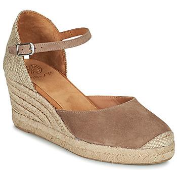 Παπούτσια Γυναίκα Σανδάλια / Πέδιλα Unisa CARCERES Taupe