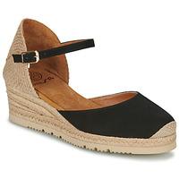 Παπούτσια Γυναίκα Σανδάλια / Πέδιλα Unisa CISCA Black