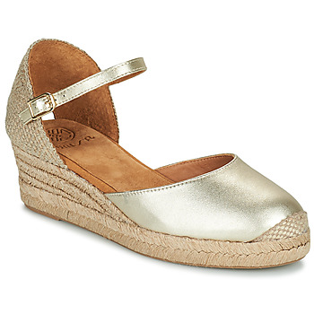 Παπούτσια Γυναίκα Σανδάλια / Πέδιλα Unisa CISCA Gold
