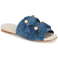 Παπούτσια Γυναίκα Τσόκαρα KG by Kurt Geiger NAOMI-BLUE Μπλέ