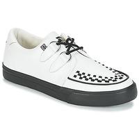 Παπούτσια Χαμηλά Sneakers TUK CREEPERS SNEAKERS Άσπρο / Black