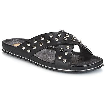 Παπούτσια Γυναίκα Τσόκαρα Buffalo ALOLAJEP Black