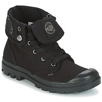 Παπούτσια Γυναίκα Μπότες Palladium BAGGY Black