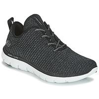 Παπούτσια Γυναίκα Χαμηλά Sneakers Skechers FLEX APPEAL 2.0 Black