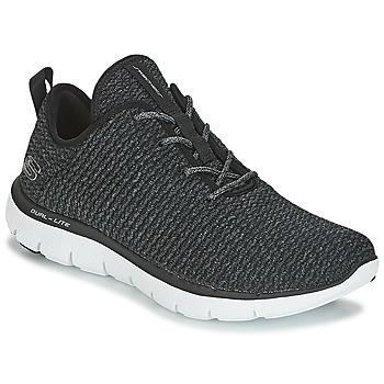 Παπούτσια Γυναίκα Fitness Skechers FLEX APPEAL 2.0 Black