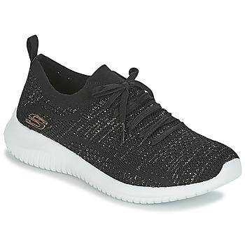 Παπούτσια Γυναίκα Χαμηλά Sneakers Skechers ULTRA FLEX Black