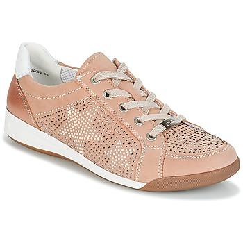 Παπούτσια Γυναίκα Χαμηλά Sneakers Ara ROM Ροζ