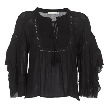 Υφασμάτινα Γυναίκα Μπλούζες See U Soon 8112057 Black