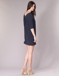 Υφασμάτινα Γυναίκα Κοντά Φορέματα See U Soon 8121053 Marine