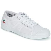 Παπούτσια Γυναίκα Χαμηλά Sneakers Le Temps des Cerises BASIC 02 Άσπρο