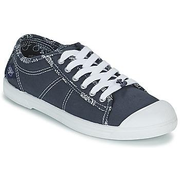 Παπούτσια Γυναίκα Χαμηλά Sneakers Le Temps des Cerises BASIC 02 Μπλέ