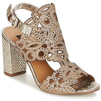 Παπούτσια Γυναίκα Σανδάλια / Πέδιλα Mimmu 567J1A Gold