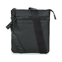 Τσάντες Άνδρας Pouch / Clutch HUGO-Hugo Boss VITORIAN S ZIP Black