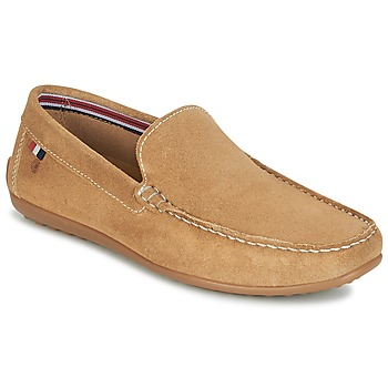Παπούτσια Άνδρας Μοκασσίνια Casual Attitude JALAYARE Camel